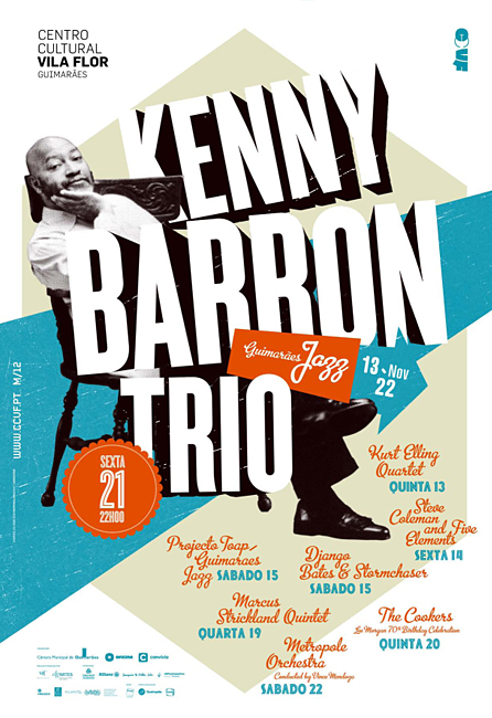 Kenny Barron Trio from Graphic-Exchange.com