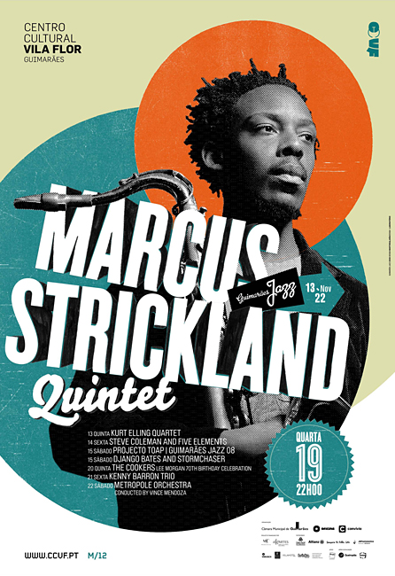 Marcus Strickland Quintet from Graphic-Exchange.com