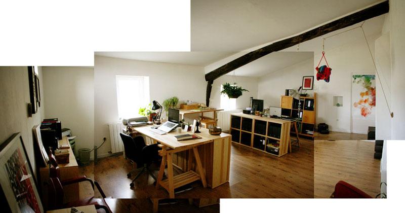 Graphic Designer Home Office Barral Office 01 Jpg Home Design Ideas